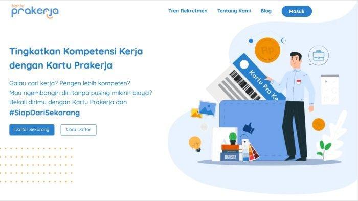 UPDATE! DAFTAR Prakerja Gelombang 11 Tetap Login WWW.PRAKERJA.GO.ID, Anda Termasuk Kena Black List?
