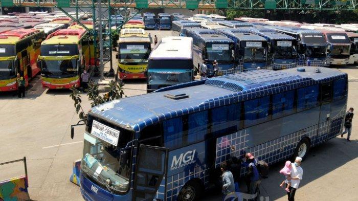 3 Ribu Bus Masih Boleh Beroperasi Selama Masa Larangan Mudik, Perhatikan Ciri dan Tandanya