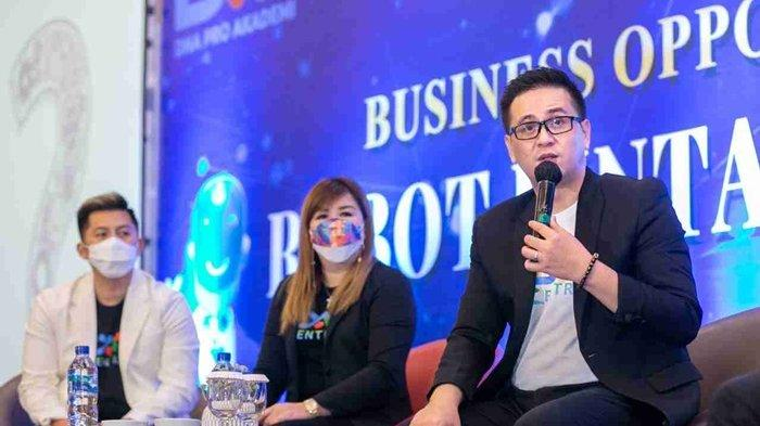 DNA PRO Akademi Gelar BOP Robot Pintar Penghasil Dolar, Berbisnis Emas Digital lewat Pasar Modal