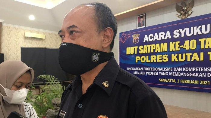 Kisah Buyung Sarwo Prasodjo, Satpam Berprestasi di Kutai Timur, Inginkan jadi Profesi yang Mulia