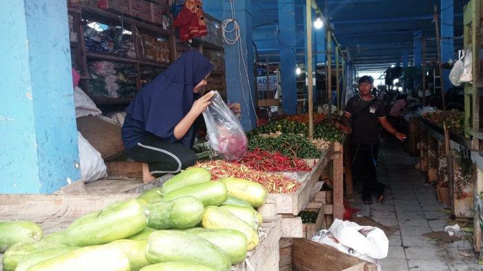 Harga Sembako di Pasar Induk Malinau Jelang Ramadhan, Cabai Rawit Rp 120 Ribu Per Kilogram