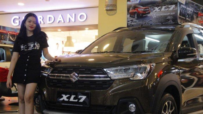 Harga Mobil Suzuki XL7 di Kota Balikpapan, Ada Fitur Smart E-Mirror, Spion yang Dilengkapi Kamera.