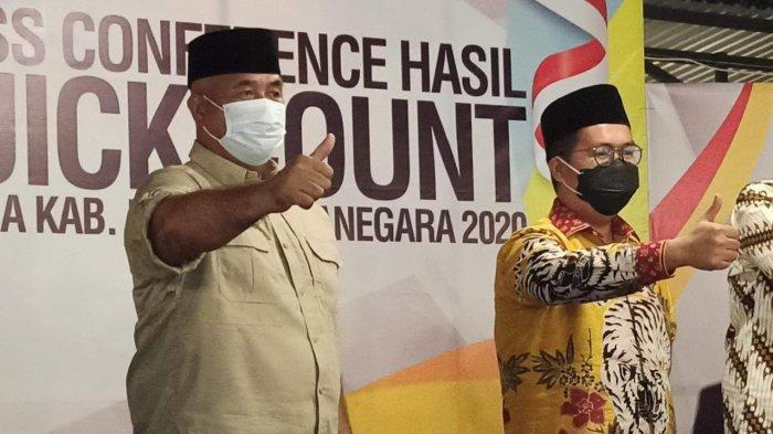Hasil Pilkada Kukar 2020, Quick Count Unggulkan Edi Damansyah-Rendi Solihin Dengan Suara 74,9 Persen