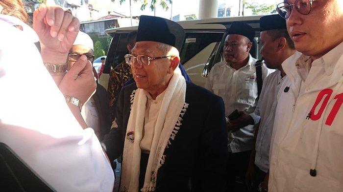 Maruf Amin Ungkap Komposisi Pembagian Jatah Menteri, Kelompok Ini Dipastikan Dapat