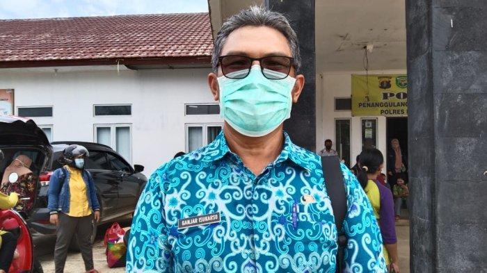 Korpri Kubar Gelar Pasar Murah di Kecamatan Bongan