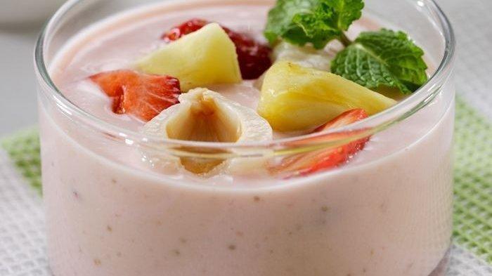 Resep Mixed Fruit Yoghurt, Dessert Manis dan Segar yang Hanya Butuh 10 Menit Membuatnya