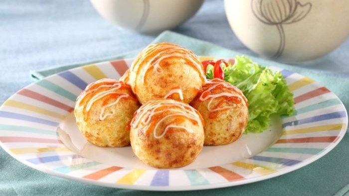 Resep Takoyaki Kentang Enak, Camilan Khas Jepang yang Bahannya Telah Tersedia di Dapur