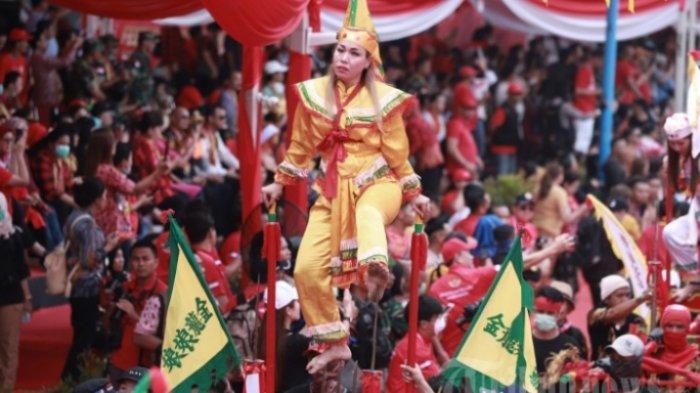 Cap Go Meh 2021 - Fakta Penutup Tahun Baru Imlek, Festival Cap Go Meh Jadi Warisan Budaya Nasional