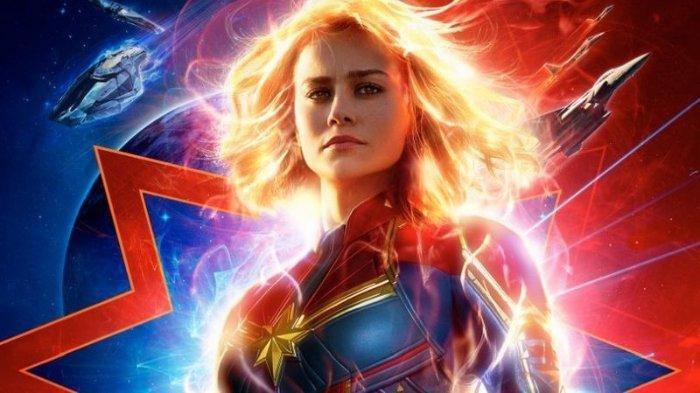 Hari Ini Terakhir Promo TIX.ID Diskon 50 Persen Film Captain Marvel, Lihat Syarat & Ketentuannya!