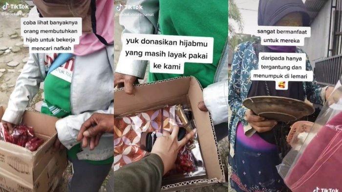 Viral, Kisah 2 Wanita Balikpapan Galang Donasi Hijab dan Sedekah Jumat, Ini Cara Ikut Nyumbang