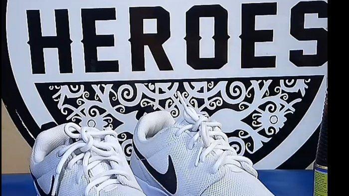 Video Gratis Cuci Sepatu Di Heroes Laundry And Bag Spa Bagi Pemegang Tfc Premium Tribun Kaltim