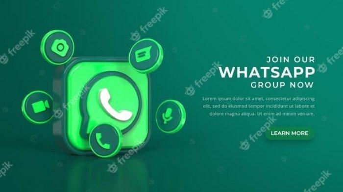 Cara agar tak Dimasukkan ke WhatsApp Grup Tanpa Izin, Mudah Ikuti Langkahnya