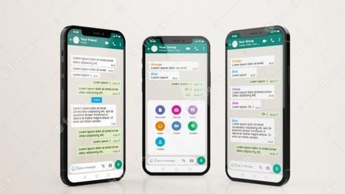 APAKAH Smartphone Anda Termasuk? Inilah Daftar HP Android dan iOS yang Tak Bisa Gunakan WhatsApp
