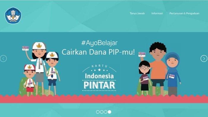 Cara Cek Bantuan Tunai untuk Pelajar / Mahasiswa, Program Indonesia Pintar, Link pip.kemdikbud.go.id