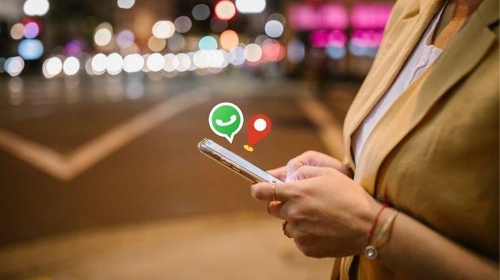 Cara Cek Lokasi Pasangan via WhatsApp, Tetap bisa Lacak Meski Dia Menolak Share Loc