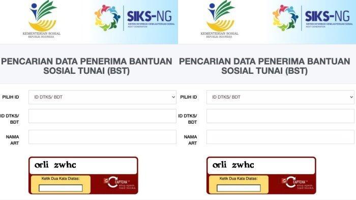 Cara Daftar KKS untuk Dapat Bansos Rp 500 Ribu dan Cek BLT Non PKH via cekbansos.siks.kemsos.go.id