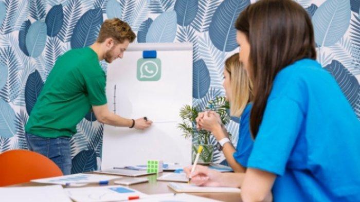 Cara Kirim Pesan WhatsApp ke Nomor Sendiri, bisa Untuk Simpan Catatan, Foto atau Video Penting
