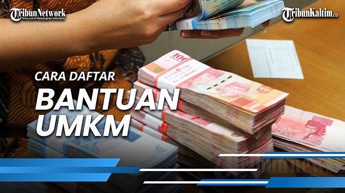 PENTING! CARA Cek Bantuan UMKM Rp 2,4 juta di eform.bni.co ...