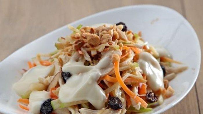 Cara Bikin Carrot and Apple Salad Super Enak, Bikin Ngemil di Malam Hari Jadi Lebih Lengkap