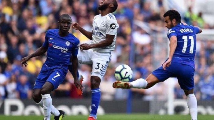 Frank Lampard Kirim Permintaan Khusus kepada Timnas Prancis Terkait Pemain Penting Chelsea