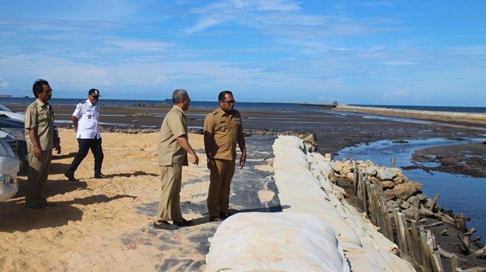 Belum Kunjung Rampung, Pemkab Kutai Timur Anggarkan Rp 10 Miliar Untuk Causeway Pelabuhan Kenyamukan