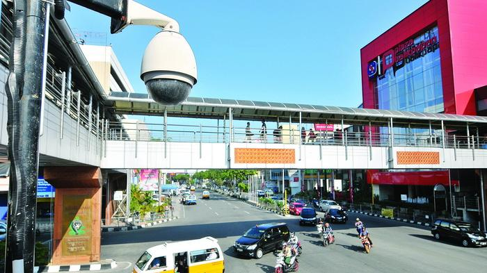 Ruas Jalan Balikpapan Bakal Ditambah 19 Kamera CCTV. Ini Lokasinya