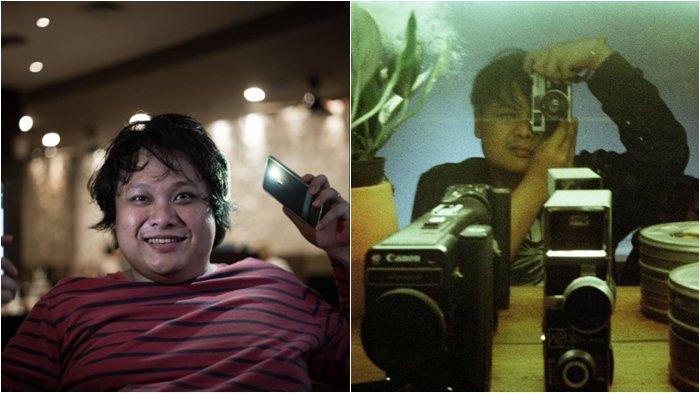 Transformasi Cecep Reza, Bombom Lawan Main Marshanda di Sinetron Bidadari, hingga Jadi Fotografer