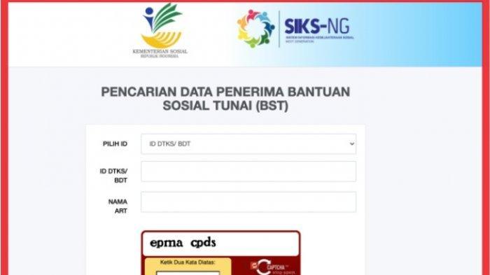 Cek Bansos Rp 500 Ribu di cekbansos.siks.kemsos.go.id, Data yang Disiapkan, Syarat & Cara Daftar KKS