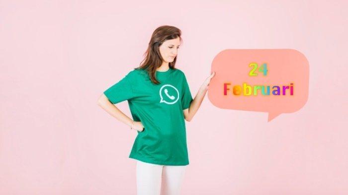 Cek Emoji Calendar di WhatsApp Android, Pasti Tanggal 24 Februari, Apa Artinya?