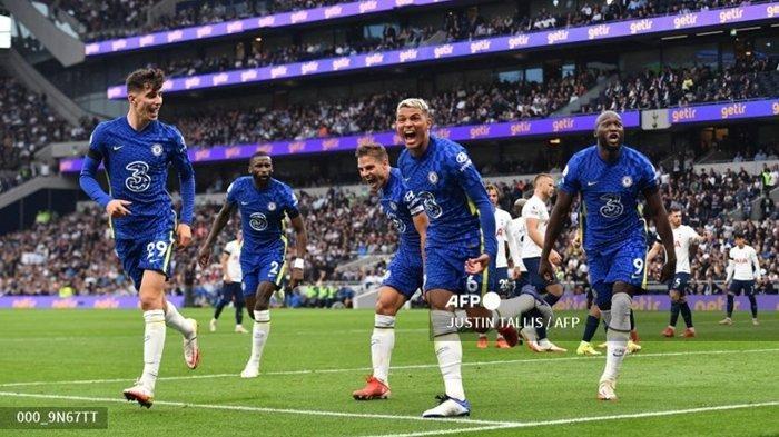 MENANG TIPIS! Prediksi Skor Chelsea vs Man City & Jadwal Liga Inggris Malam Ini Live SCTV & Mola TV