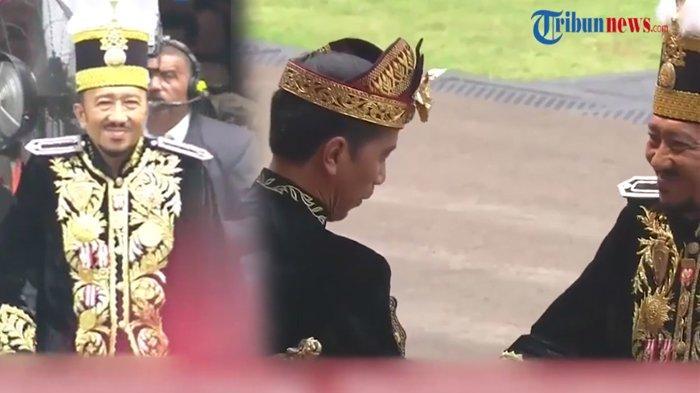 Cerita Sultan Gunung Tabur Berau, Pamer Cincin ke Iriana Setelah Dapat Hadiah Sepeda dari Jokowi