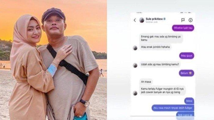 Chat 'Vulgar' Sule dengan Wanita Lain Bocor, Berawal dari Saling Follow di IG, Nasib Nathalie Kini