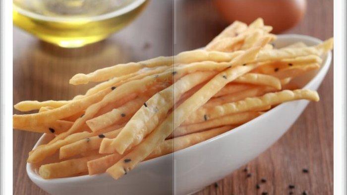 Cara Bikin Cheese Stick Kentang Wijen Super Enak, Camilan Nikmat untuk Hari Raya Idul Fitri