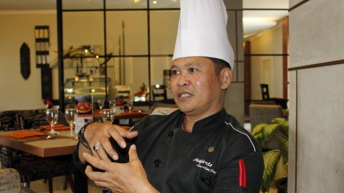 Dukung Pariwisata Kaltim, Hotel Berbintang Ini Menyajikan Menu Lokal Gence Ruan Nasi Bekepor
