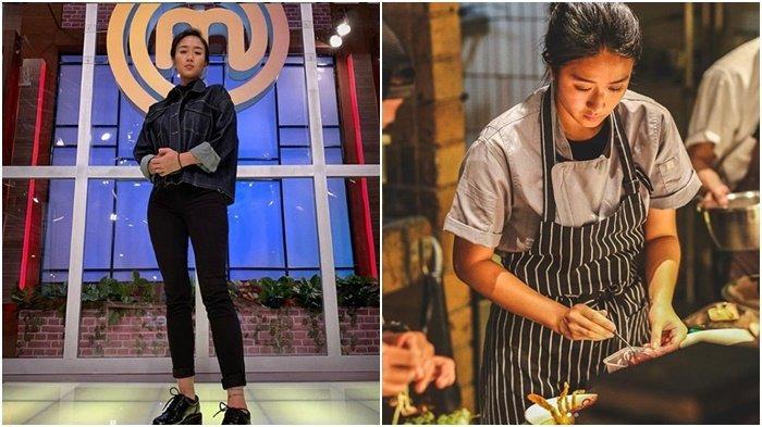 Chef Renatta, Juri MasterChef Indonesia Jadi Trending Topic, Ini Penampilan Baru dan Transformasinya