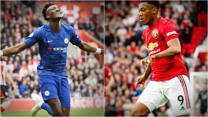 Link Live Streaming TV Online Chelsea vs Manchester United Carabao Cup, Tayang di Mola TV