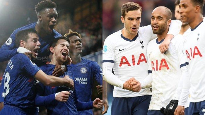 Jadwal Liga Inggris Pekan Ini, Derby London Chelsea vs Tottenham, hingga Liverpool vs West Ham