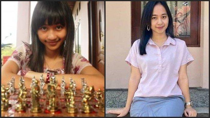 Profil Atlit Catur Cantik Kelahiran Balikpapan Chelsie Monica Ignesias Sihite, Ini Sederet Prestasi