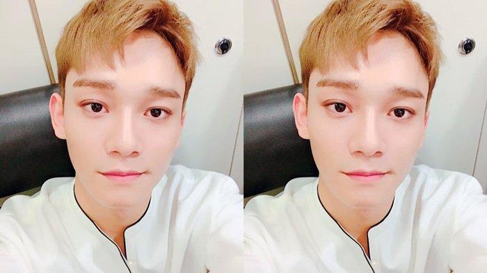 Girls, Nih Foto-foto Menggemaskan Chen EXO yang Berulang Tahun Hari Ini, Mirip Siapa Hayo. . .
