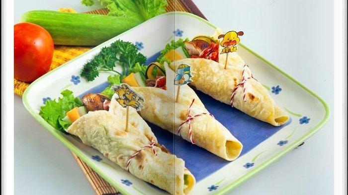Cara Bikin Chicken Mix Vegetable Kebab Super Enak, Menu Sarapan di Hari Libur