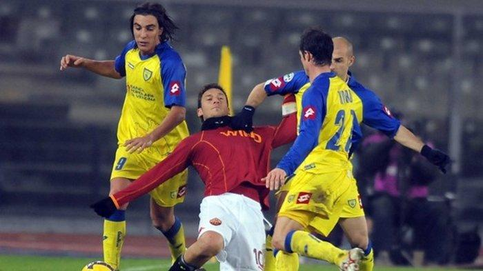 Prediksi Susunan Pemain Chievo Verona vs AS Roma dan Link Live Streaming di Liga Italia