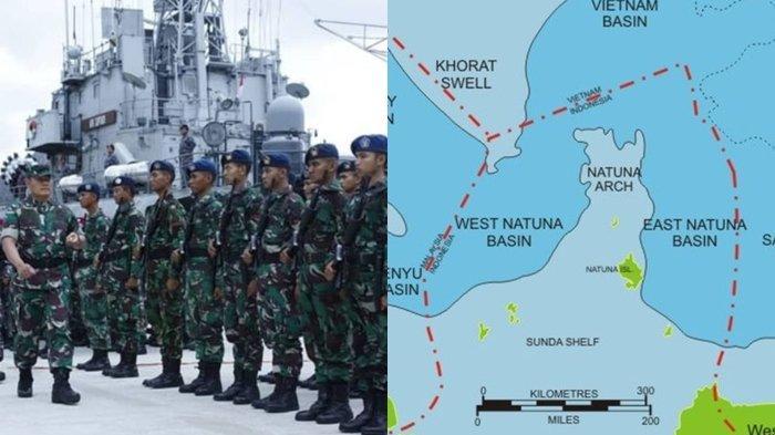 Ketahuan, Manuver Kapal China di Natuna Ternyata Jebakan, Fatal Bila Termakan, TNI Juga Pakai Taktik