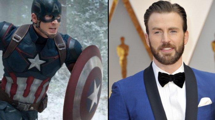 Tak Sengaja? Chris Evans Viral Seusai Posting Alat Kelamin Captain America, Netizen: Pengalihan Isu