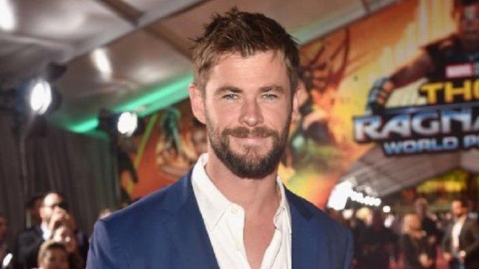Bantu Pemadaman Kebakaran Hutan di Australia, Chris Hemsworth Sumbang Dana 1 Juta Dollar AS
