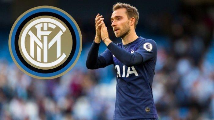 Inter Milan Selangkah Lagi Dapatkan Christian Eriksen, Ini Detail Transfer Anak Buah Jose Mourinho
