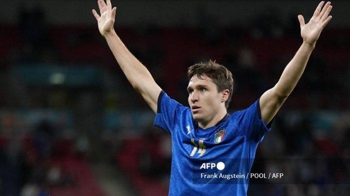 Tampil Apik di Euro 2020, Chelsea Berani Guyur Uang Juventus Demi Pindahkan Chiesa dari Liga Italia