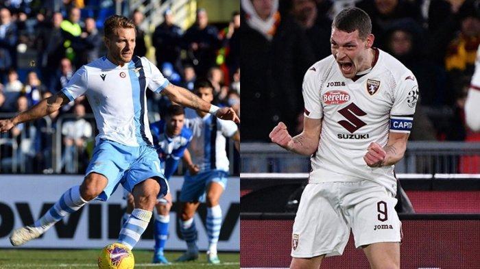 Hasil & Klasemen Liga Italia, Panggung Penyerang Timnas Italia, AS Roma Kalah Lazio Buntuti Juventus
