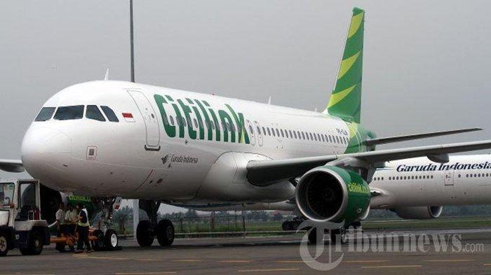 Pesawat Citilink Buka Rute Penerbangan Padang-Balikpapan-Manado dan Padang-Medan
