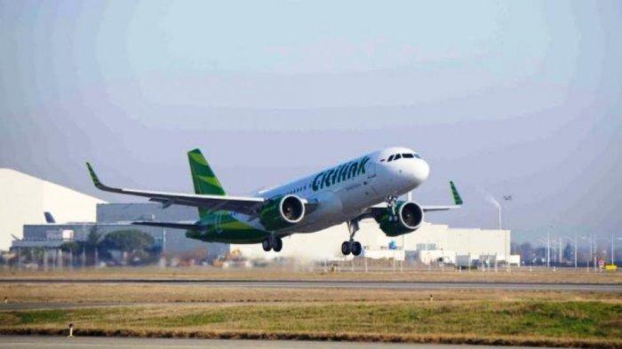 Berlaku ke Semua Rute Domestik & Selama Februari 2020, Diskon Tiket Pesawat Citilink, Ini Syaratnya