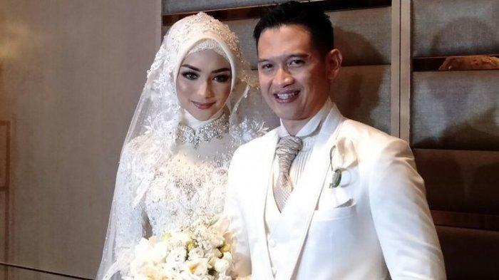 Digelar Dua Kali, Resepsi Pernikahan Rezky Aditya dan Citra Kirana di Jakarta Bergaya Internasional